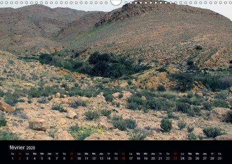 El Guettar, berceau berbère (Calendrier mural 2020 DIN A3 horizontal). El Guettar, oasis de Tunisie et berceau berbère. (Calendrier mensuel, 14 Pages )