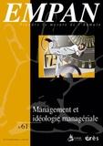 Jean-François Amilhat et Maurice Capul - Empan N° 61, Mars 2006 : Management et idéologie managériale.