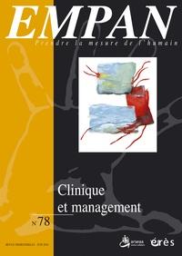 Alain Jouve et Lin Grimaud - Empan N° 78, Juin 2010 : Clinique et management.