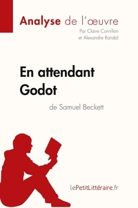 Claire Cornillon et Alexandre Randal - En attendant Godot de Samuel Beckett.