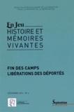 Michel Fabréguet et Peter Kuon - En Jeu N° 4, Décembre 2014 : Fin des camps, libérations des déportés.