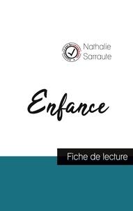 Nathalie Sarraute - Enfance - Fiche de lecture.