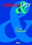 Ginette Francequin - Enfances & psy N° 28, 2005 : Le mal d'apprendre.