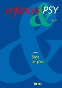 Jean-Louis Le Run - Enfances & psy N° 81/2019 : Eloge des pères.