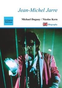 Nicolas Kern et Michael Duguay - English Book Jean-Michel Jarre.