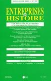 Pierre Dellis et Christian Bret - Entreprises et Histoire N° 40, Novembre 2005 : Les sociétés de services et d'ingéniérie informatique.