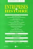 Eric Godelier et Anne-Catherine Wagner - Entreprises et Histoire N° 41, Décembre 2005 : Elites managériales et mondialisation.