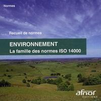 AFNOR - Environnement - La famille des normes ISO 14000 - CD-ROM.