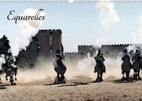Gilles Durantet - Equarelles (Calendrier mural 2020 DIN A3 horizontal) - Digigraphies d'après photos (Calendrier mensuel, 14 Pages ).