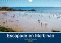 Gilles Muratel - Escapade en Morbihan (Calendrier mural 2020 DIN A4 horizontal) - Au détour du Morbihan (Calendrier mensuel, 14 Pages ).