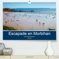 Gilles Muratel - Escapade en Morbihan(Premium, hochwertiger DIN A2 Wandkalender 2020, Kunstdruck in Hochglanz) - Au détour du Morbihan (Calendrier mensuel, 14 Pages ).