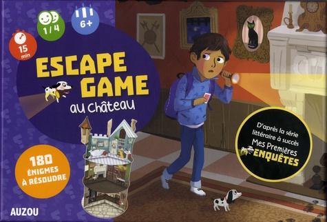 Escape Game Au Chateau 180 Enigmes A Resoudre