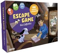 L'atelier des bonnes idées et Emmanuel Trédez - Escape game au château - 180 énigmes à résoudre.