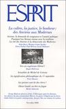 Esprit - Esprit N° 289 Novembre 2002 : La colère, la justice, le bonheur : des Anciens aux Modernes.