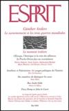 Esprit - Esprit N° 294 Mai 2003 : Günther Anders - Le surarmement et les trois guerres mondiales.