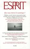 Alaida Asman et Philippe Chantepie - Esprit N° 324, Mai 2006 : Que nous réserve le numérique ?.