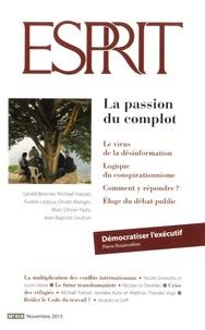 Marc-Olivier Padis - Esprit N° 419 : La passion du complot.
