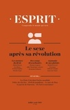 Anne-Lorraine Bujon - Esprit N° 436, juillet-août : Le sexe après sa révolution.