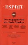 Anne-Lorraine Bujon - Esprit N°444, mai 2018 : Les engagements de Chris Marker.