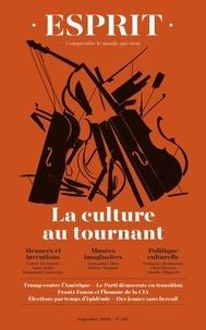 Anne Dujin - Esprit N° 467, septembre 20 : La culture au tournant.