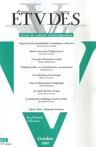 Françoise Le Corre et Daniel Coulmy - Etudes N° 4, Tome 407  (407 : .