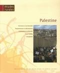 Bernard Botiveau et Edouard Conte - Etudes rurales N° 173-174, Janvier- : Palestine.