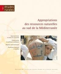 Etudes rurales N° 192.pdf