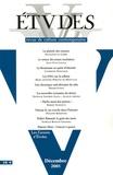 Pierre de Charentenay et Jean-Yves Calvez - Etudes Tome 403, N° 6 (4036 : .