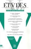 Patrick Verspieren et Pedro Trigo - Etudes Tome 406 N° 5 (4065) : .
