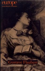 Jean-Baptiste Para - Europe N° 1073-1074, septem : Gustave Flaubert.
