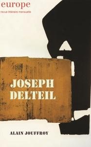 Jean-Baptiste Para - Europe N° 1075-1076, novemb : Joseph Delteil.