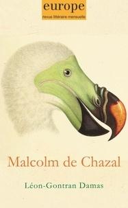 Jean-Baptiste Para - Europe N° 1081, mai 2019 : Malcolm de Chazal - Léon-Gontran Damas.