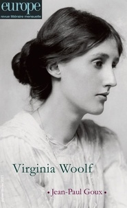 Jean-Baptiste Para - Europe N° 1101-1102, janvie : Virginia Woolf.
