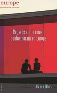 Jean-Baptiste Para - Europe N° 1105, mai 2021 : Regards sur le roman contemporain en Europe.