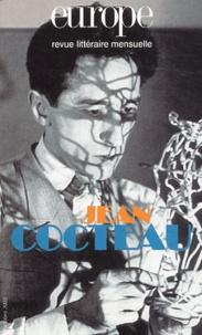 David Gullentops - Europe N° 894 Octobre 2003 : Jean Cocteau - Revue littéraire mensuelle 81e année.