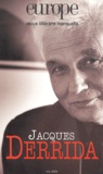 Pierre Gamarra et Nelly Carnet - Europe N° 901 Mai 2004 : Jacques Derrida.