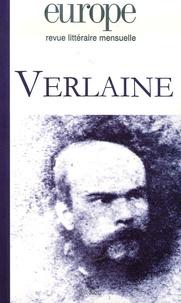 Steve Murphy et Jean-Luc Steinmetz - Europe N° 936, Avril 2007 : Verlaine.