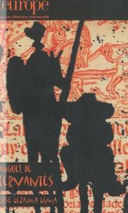 Jean-Raymond Fanlo et Alberto Manguel - Europe N° 979-980 Novembre- : Miguel de Cervantès, José Lezama Lima.