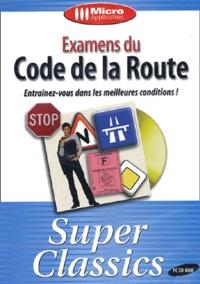 Collectif - Examens du Code de la route - CD-ROM.