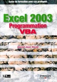 Excel 2003 Programmation VBA - Guide de formation avec cas pratiques.pdf