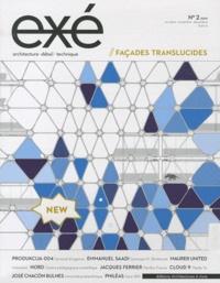 Eric Justman - Exé N° 2, Octobre-novemb : Façades translucides.