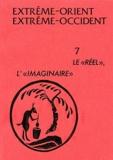 """Louis Marin et François Jullien - Extrême-Orient Extrême-Occident N° 7 : Le """"réel"""", l'""""imaginaire""""."""