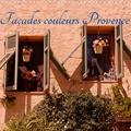 Didier Sibourg - Façades couleurs Provence (Calendrier mural 2020 300 × 300 mm Square) - La Provence région où le soleil illumine les maisons multicolores et leurs merveilleuses façades. (Calendrier mensuel, 14 Pages ).