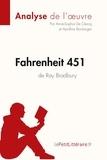 Anne-Sophie de Clercq - Fahrenheit 451 de Ray Bradbury - Fiche de lecture.
