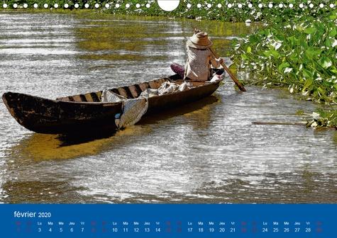 Femmes au Vietnam (Calendrier mural 2020 DIN A4 horizontal). Une certaine observation des vietnamiens (Calendrier mensuel, 14 Pages )