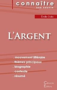 Fiche de lecture LArgent de Émile Zola (Analyse littéraire de référence et résumé complet).pdf