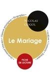 Nicolas Gogol - Fiche de lecture Le Mariage (Étude intégrale).