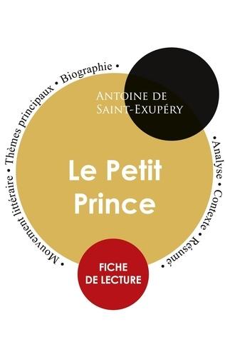 Fiche De Lecture Le Petit Prince