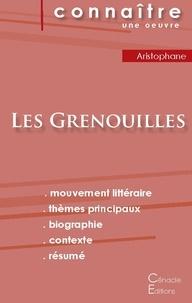 Fiche de lecture Les Grenouilles de Aristophane (Analyse littéraire de référence et résumé complet).pdf