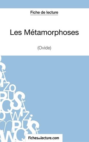 Ovide Les Métamorphoses Fiche De Lecture